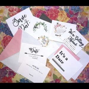 SAVE THE DATES FOR ALL OCCASIONS! CUSTOMIZED